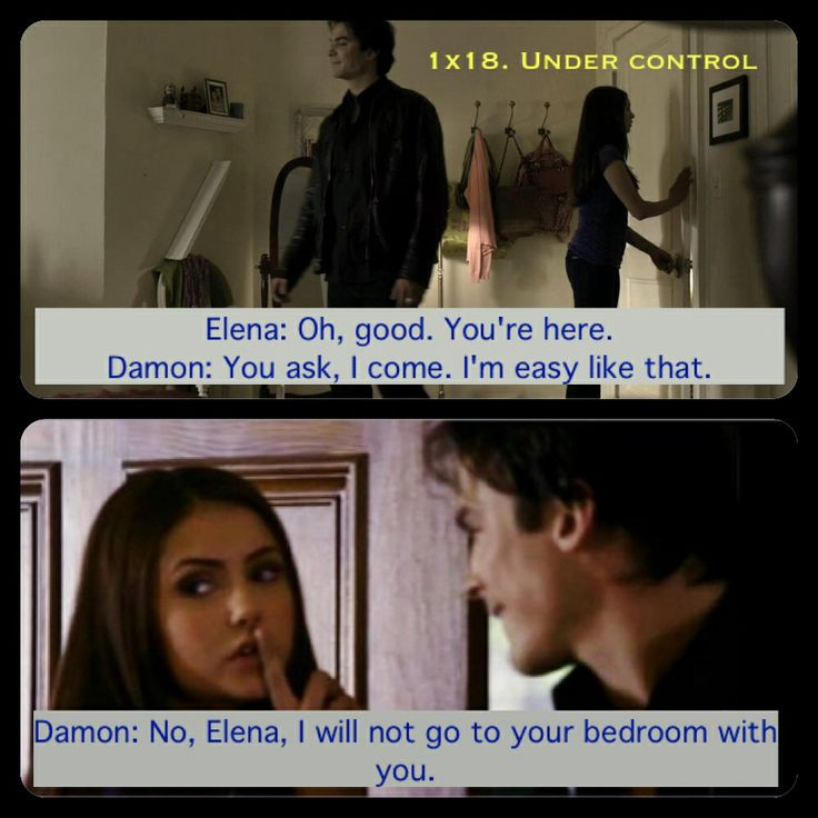 "The Vampire Diaries Season 1, Episode 18 ""Under Control""."
