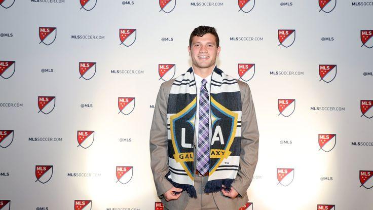 Tomas Hilliard-Arce, LA Galaxy, MLS 2018 SuperDraft