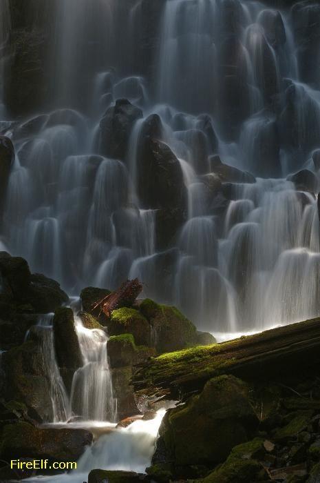 Ramona Falls, Oregon - Interesting Places to Visit - Please Share or LIKE