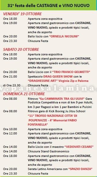 festa delle castagne e vino nuovo http://www.panesalamina.com/2012/4599-festa-delle-castagne-e-vino-nuovo.html