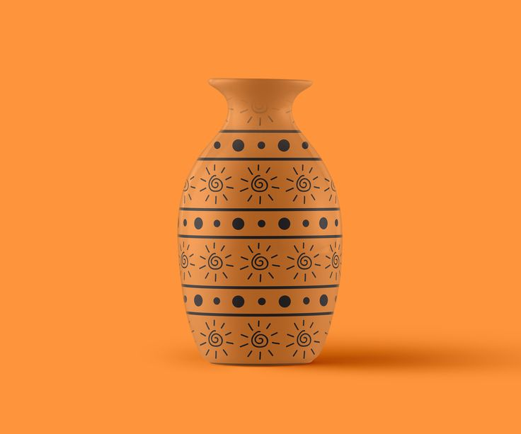 Black floral pattern used as design for home decors. #pattern #vector #design #homedecor #decorideas #jugart #jugdesign #inspiration #diy #ideas #inspiration