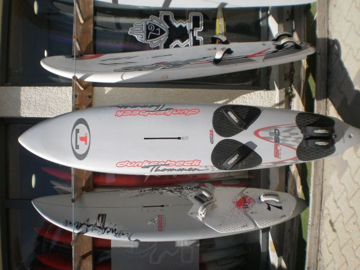 Chinook-Leucate.com : Flotteur Windsurf occasion Thommen SPEED 60