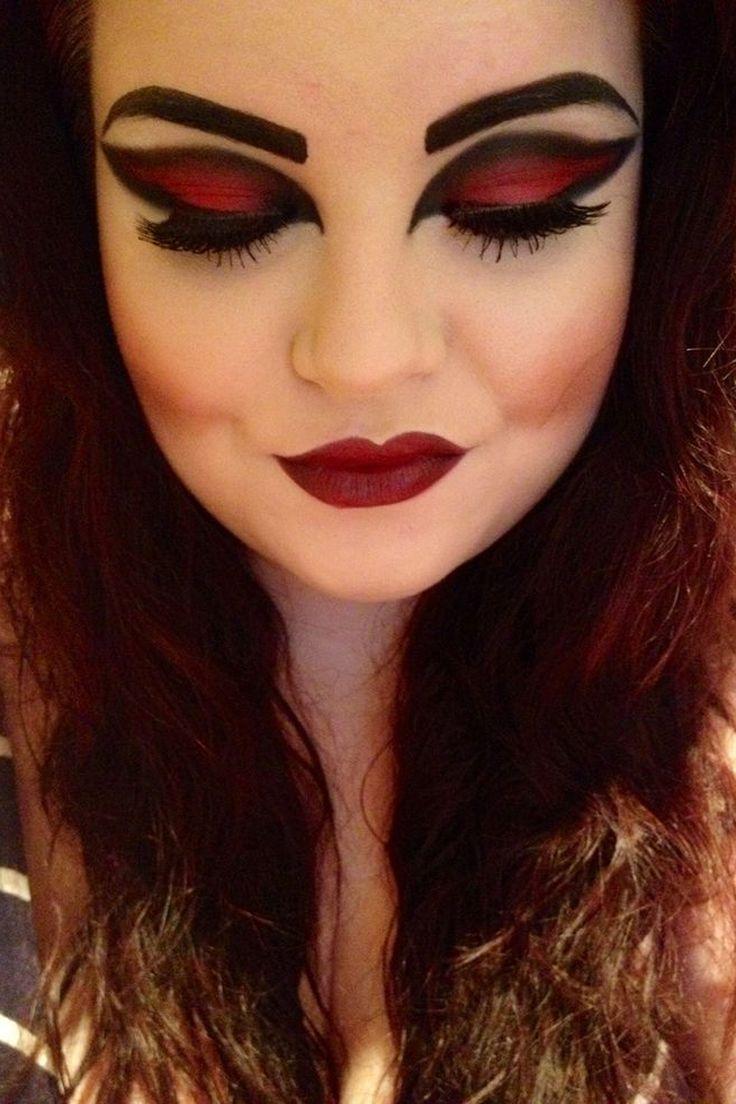 1000 Ides Sur Le Thme Sexy Vampire Makeup Sur Pinterest