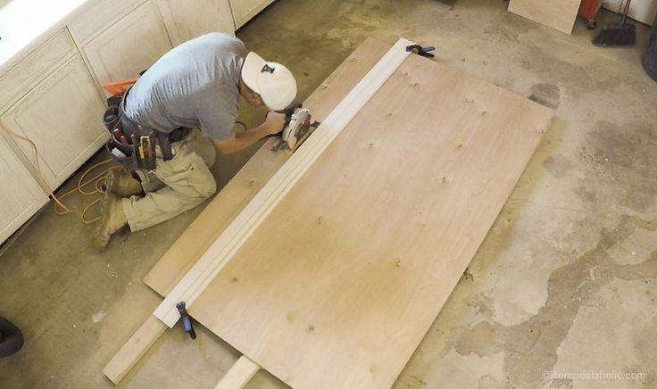 Step 1, DIY Router Table and Table Saw Workbench B…