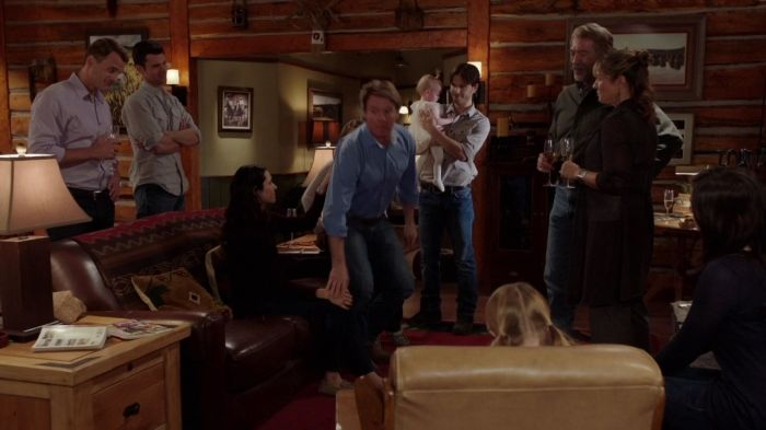 Jack Katie (Julia Baker) Lisa Lou Lyndy Mitch Cutty (Kevin McGarry) Peter Tim Ty.