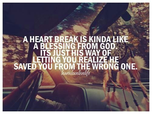 For Christians dealing with breakups