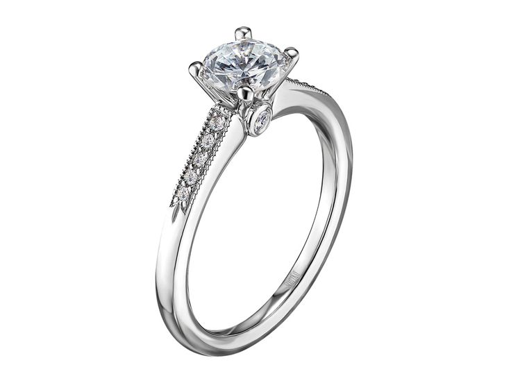 Collection: Radiance - M1132RD07 #WeddingRings #EngagementRings #DiamondRings #ScottKay #ScottKayJewelry