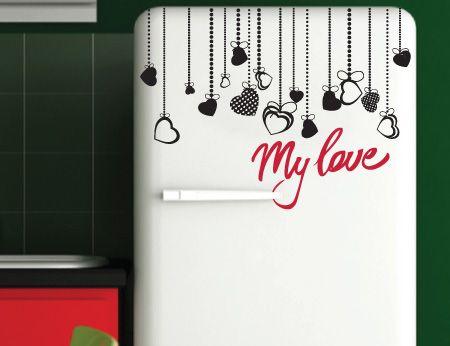 Τα αυτοκόλλητα τοίχου της #Houseart κολλάνε παντού και δίνουν άλλη χάρη στο σπίτι μας! Το συγκεκριμένο το λατρεύουμε!!