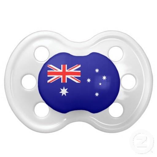 Australia Day Pacifier