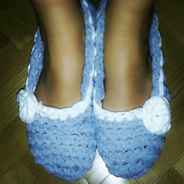Zapatillas de #trapillo