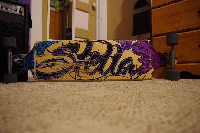 Stella Logo by VincentJames21, via Flickr