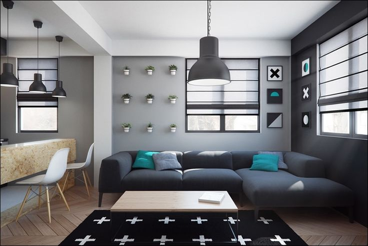 Крошечные квартиры площадью не более 40 квадратных метров   Design Zoom
