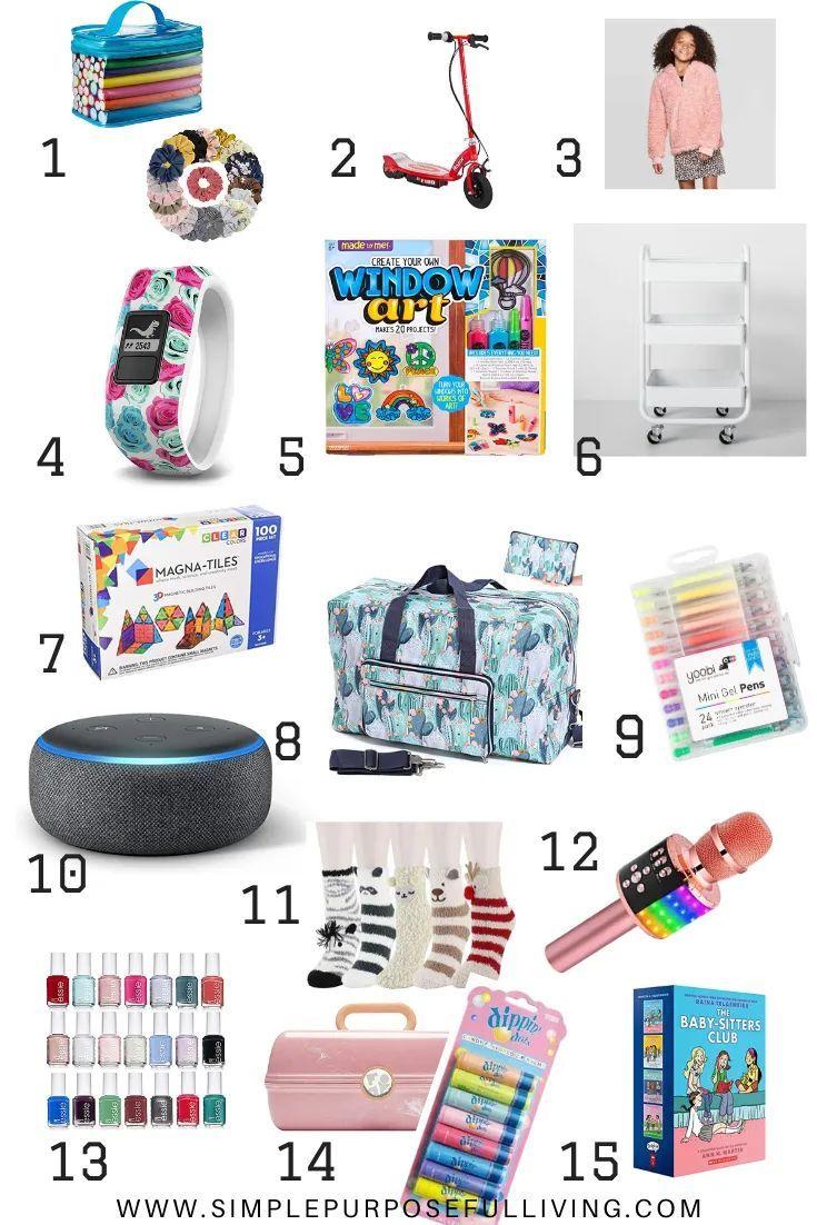 15 Best Tween Girl Gift Ideas   Simple Purposeful Living
