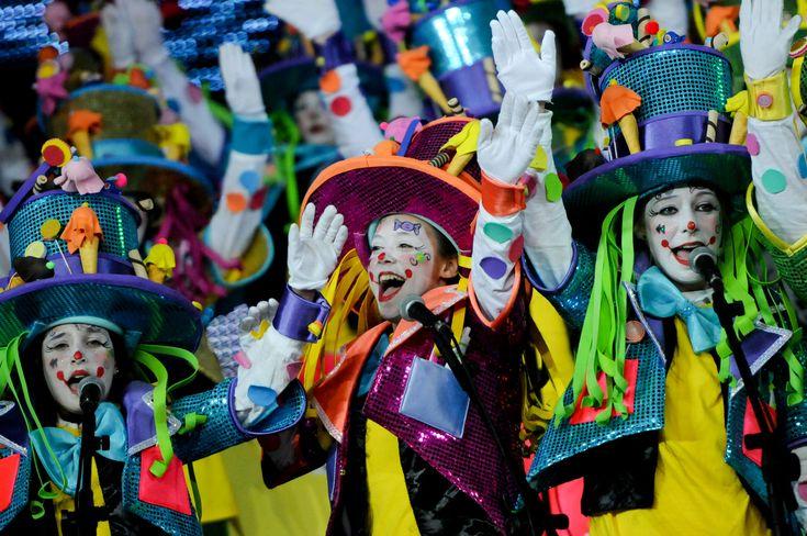 Grupo Mascarada Carnaval: Rebobinados dice adiós