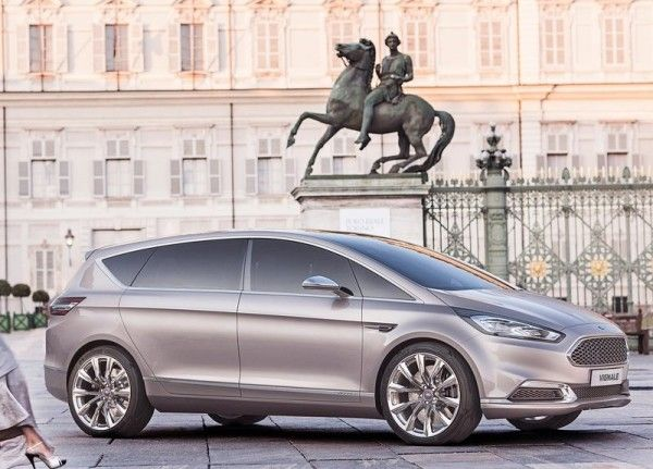 2014 Ford S MAX Vignale Photos 600x431 2014 Ford S MAX Vignale Review With New Concept
