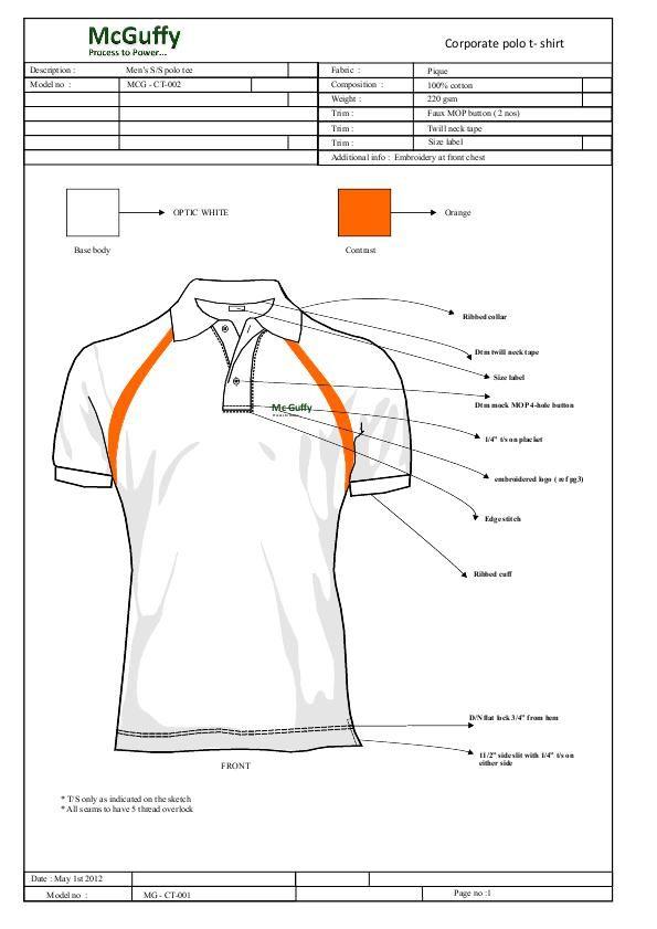 ficha tecnica prenda textil fornituras - Buscar con Google