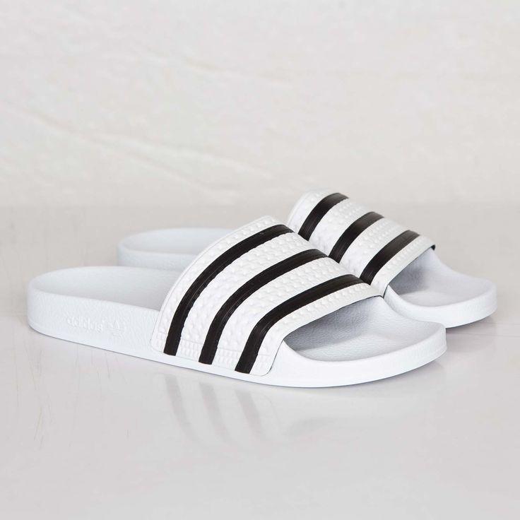 adidas Adilette Sandal W Triple White 38 d9GtVBajXf