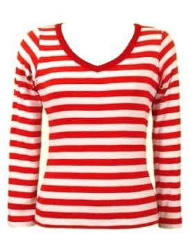 Maak kans op een Bretonse Strepen shirt naar keuze via Hippe Shops!