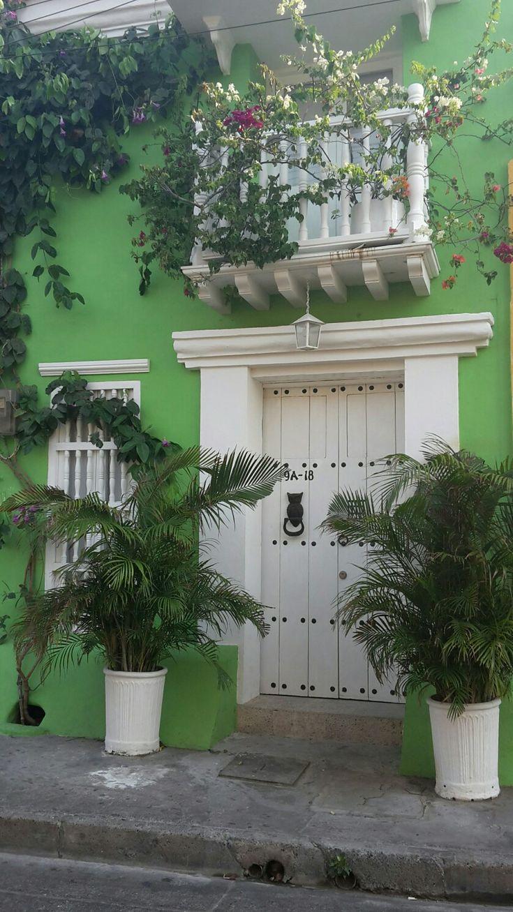 #Kolonialstadt #Cartagena #Kolumbien