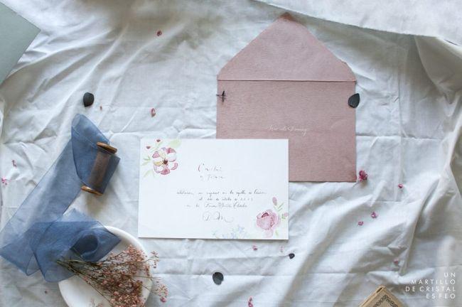 37 tipos de invitaciones de boda. ¡Toma nota e invita con estilo! Image: 35