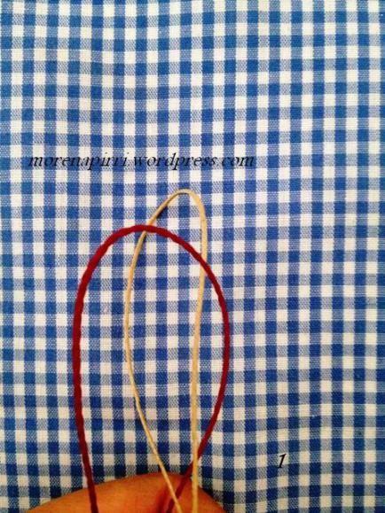 Come fare i nodi macrame' in cerchio   Morena macrame Blog