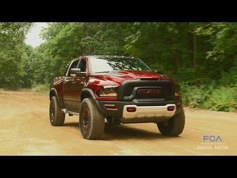 Hellcat Powered Ram Rebel TRX Off Road Concept! | SRTLIFE
