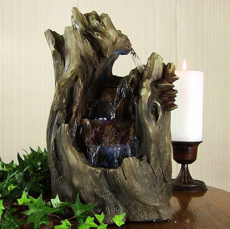 921 best Outdoor and Indoor Fountains images on Pinterest | Indoor ...