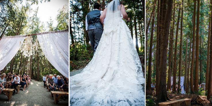 Forest Ceremony - Jen Steele