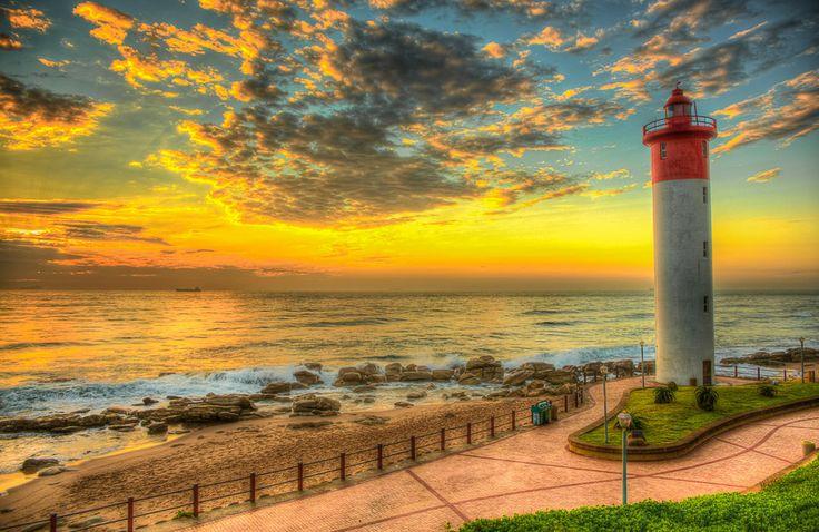 Umhlanga Rocks Lighthouse by Denis Ananiadis on 500px