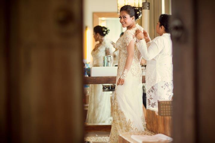 Beautiful Kebaya (Denada's wedding in Bali)