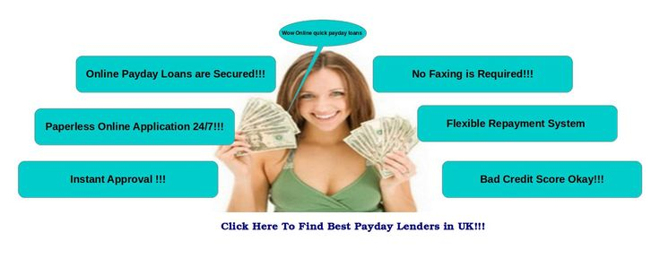 Are you in need of cash due to bad credit score? Payday loans are best used for emergency and short term cash situation till you receive your next paycheck. But, it is very important to compare the payday loans before borrowing as different payday lenders have different conditions and rate of interest. So, to select the best lender out of all lenders, it is important to compare.