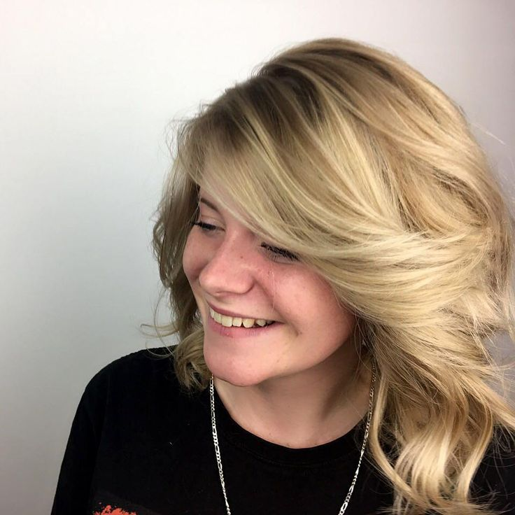 Blonde Balayage by Liz Mckeane at A Flick of Hares #blonde #blondehair #blondebalayage #blondehighlights #blondeombre  #ashblonde #whiteblonde #icyblonde #platinumblonde #goldenblonde #sandyblonde #blondeombrebalayage