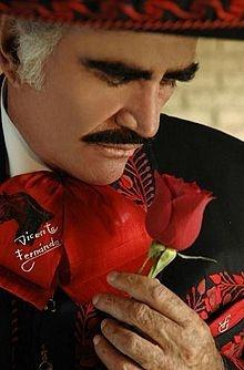 El Rey, don Vicente: