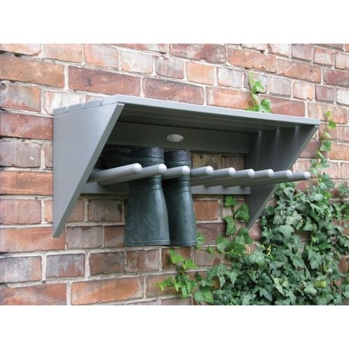 Welly Boot Rack (C034) with Free Delivery | The Cotswold Company