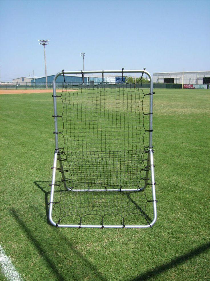 Old school quality pitchback pitch bounce back baseball