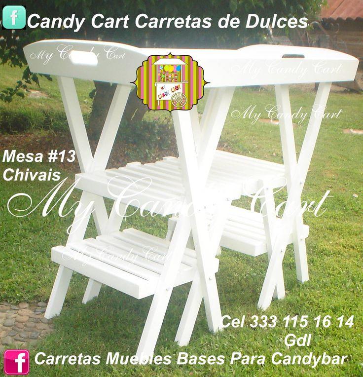de Dulces My Candy Cart Cel 333 115 16 14 Guadalajara Jalisco México