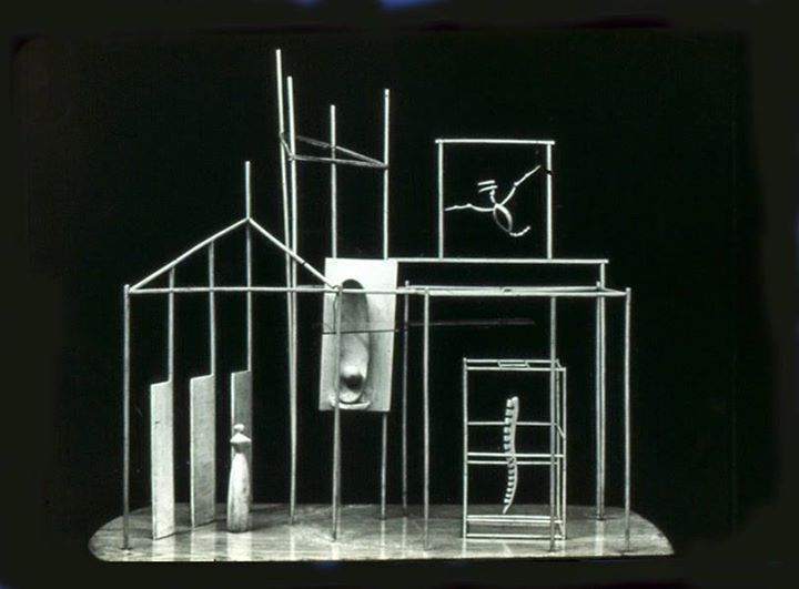 "An Immaterial Drawing in Space: Alberto Giacometti's The Palace at 4 a.m. (1933)  http://socks-studio.com/2017/10/22/an-immaterial-drawing-in-space-alberto-giacomettis-the-palace-at-4-a-m-1933/  A 1933 sculpture by Alberto Giacometti, The Palace at 4 a.m. relates to ""a period of six months passed in the presence of a woman who, concentrating all life in herself, transported my every moment into a state of enchantment. We constructed a fantastical palace in the night—a very fragile palace of…"
