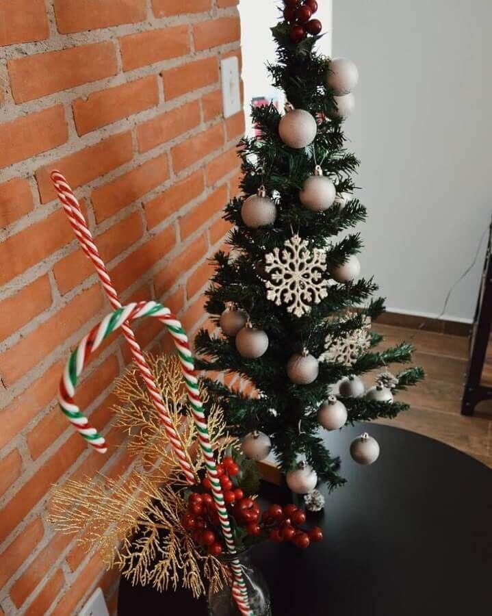 Arvore De Natal Pequena 55 Modelos Para Sua Decoracao De Natal