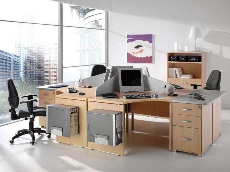 Mobiliario de oficina (1694 – O49) - Muebles CASANOVA