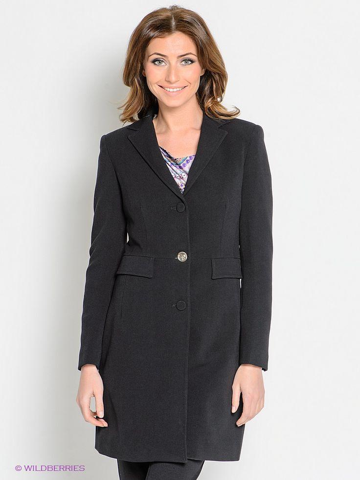 Пальто Tuwe. Цвет черный.