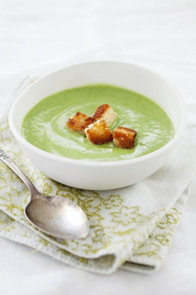 La crema di broccoli