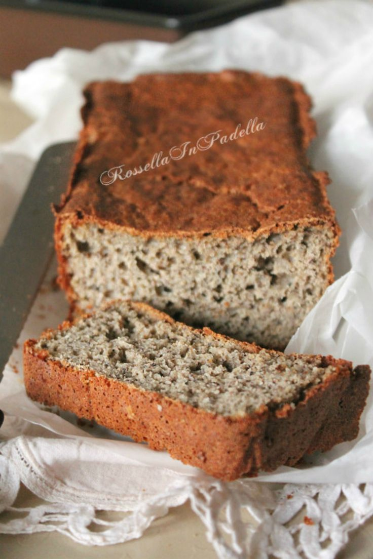 Pane con farina di grano saraceno / Buckwheat bread