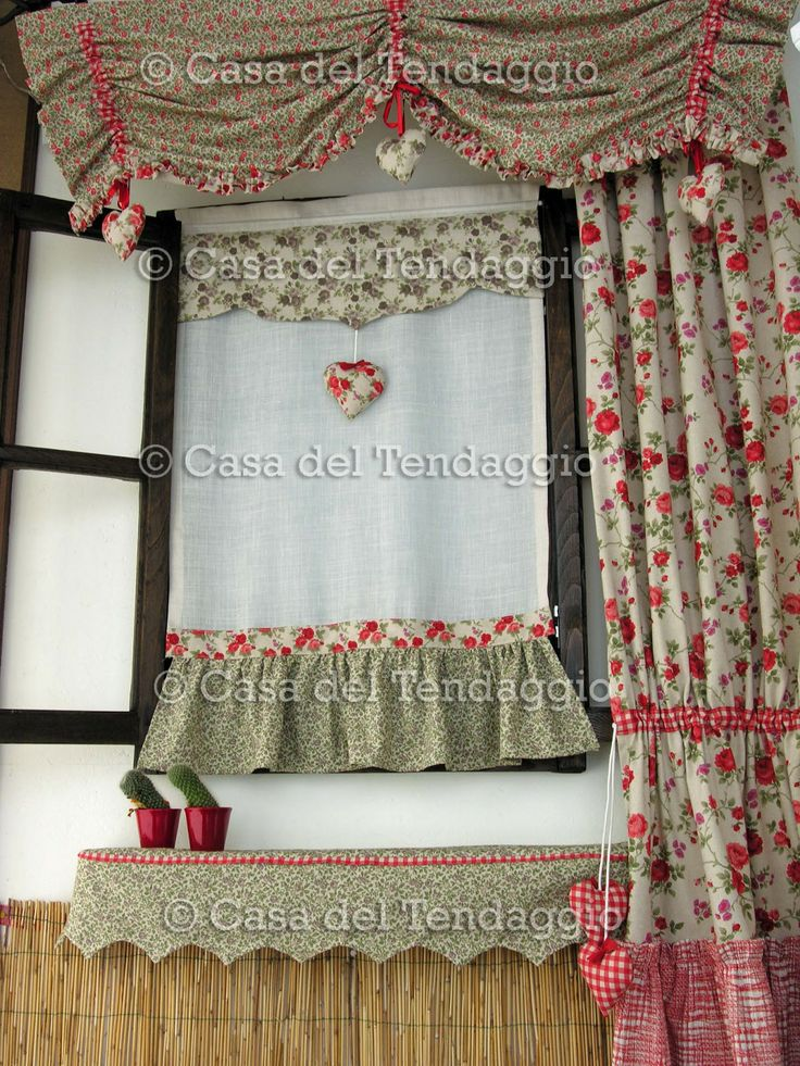 46 best tende images on Pinterest | Curtains, Home and Window ...