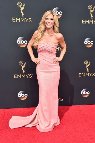 Debbie Matenopoulos The Best Looks From The 2016 Emmy