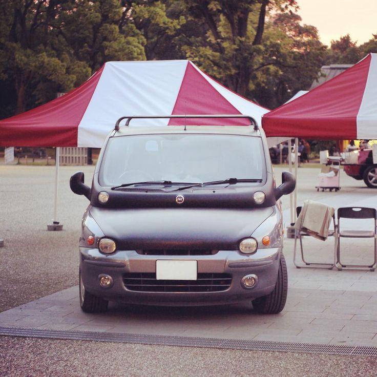 Fiat Multipla #fiat