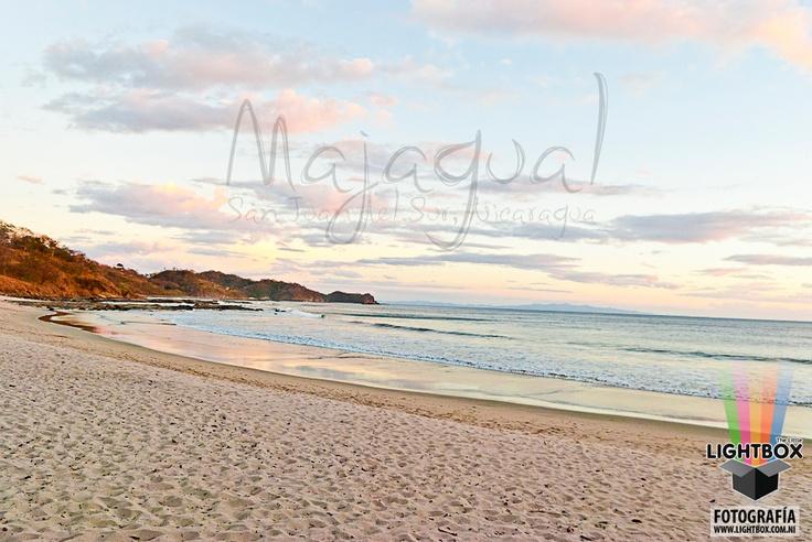 Majagual beach♥, Rivas, Nicaragua