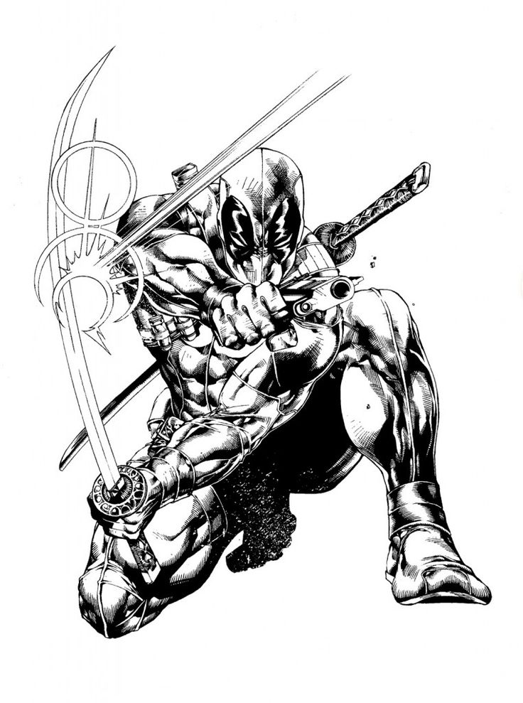 Free Printable Deadpool Coloring Pages For Kids Avengers Coloring Pages Coloring Pages For Kids Coloring Pages