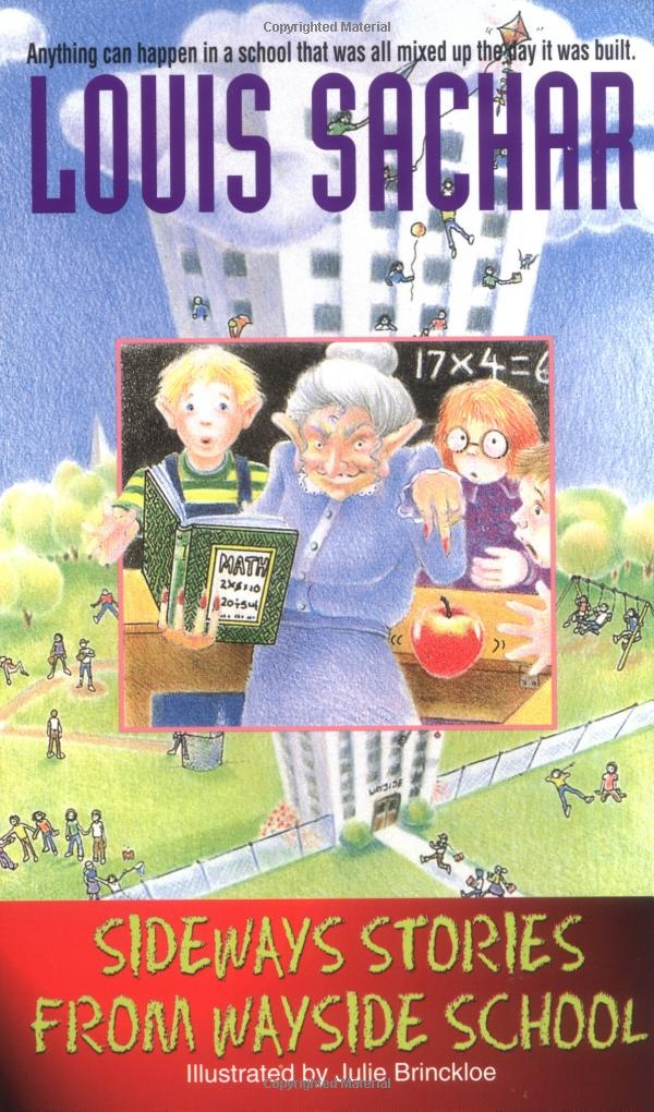 Sideways Stories from Wayside School, me and the girls are reading this together nowWorth Reading, Book Worth, Wayside Schools, Reading Aloud, Favorite Book, Kids, Louis Sachar, Children Book, Sideways Stories