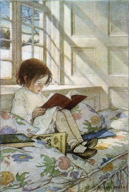 En cada página hay un sueño.