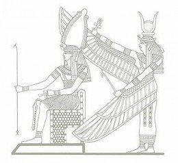 Ancient Egyptian Art Coloring Pages Free Colouring Pictures -story board